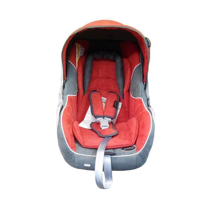 Pliko PK02 Carrier Car Seat Bayi - Red