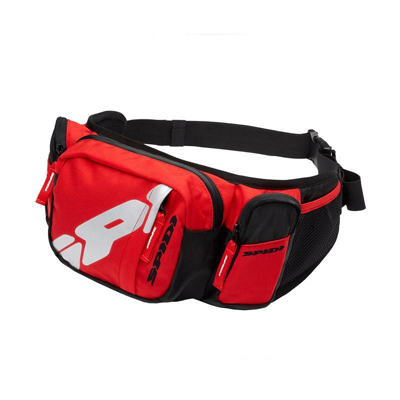 Spidi Pouch 3.0 Waistpack Tas Pinggang - Red