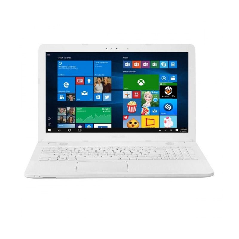 Asus X441NA-BX004 Notebook - White [14 Inch/ N3350/ 2GB/ 500GB/ DOS]