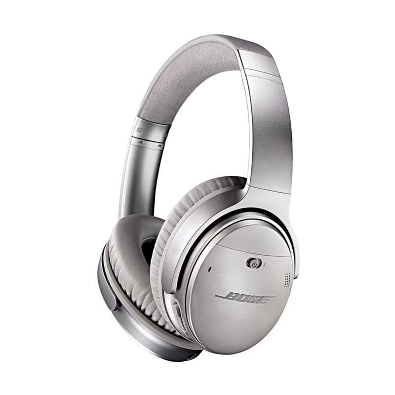 Bose QuietComfort QC35 Headphone - Silver
