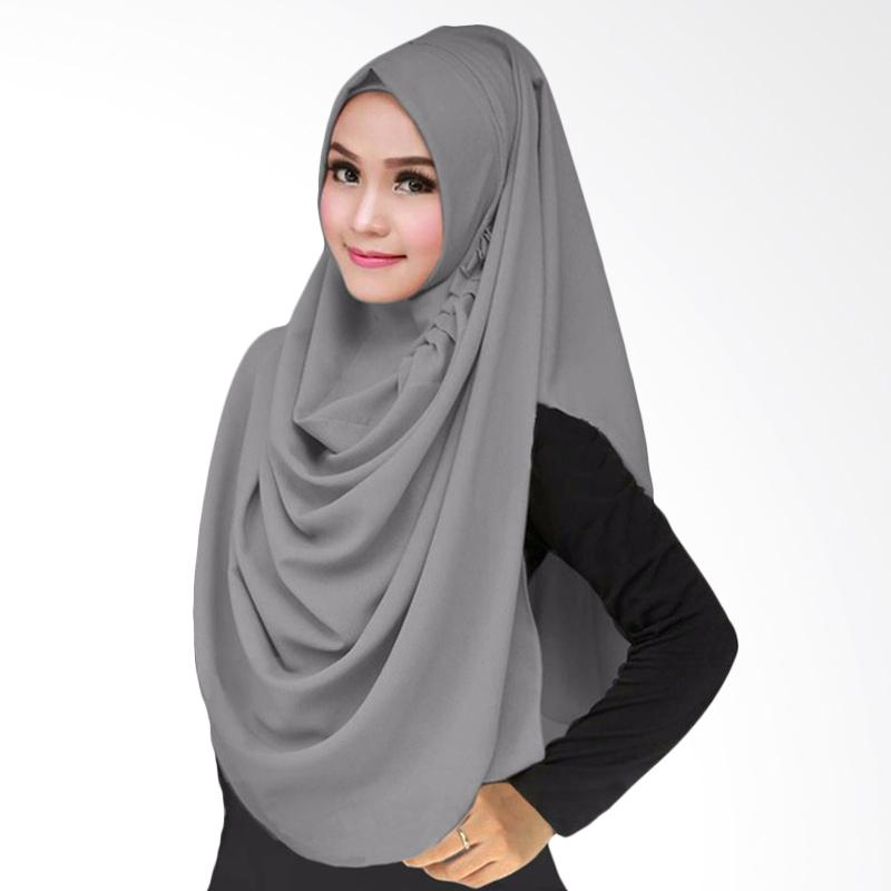 Kus Group LCB Hijab Instant - Grey