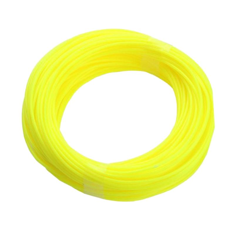 ABS Filament for 3D Pen 5 Meter - Yellow [1.75 mm]