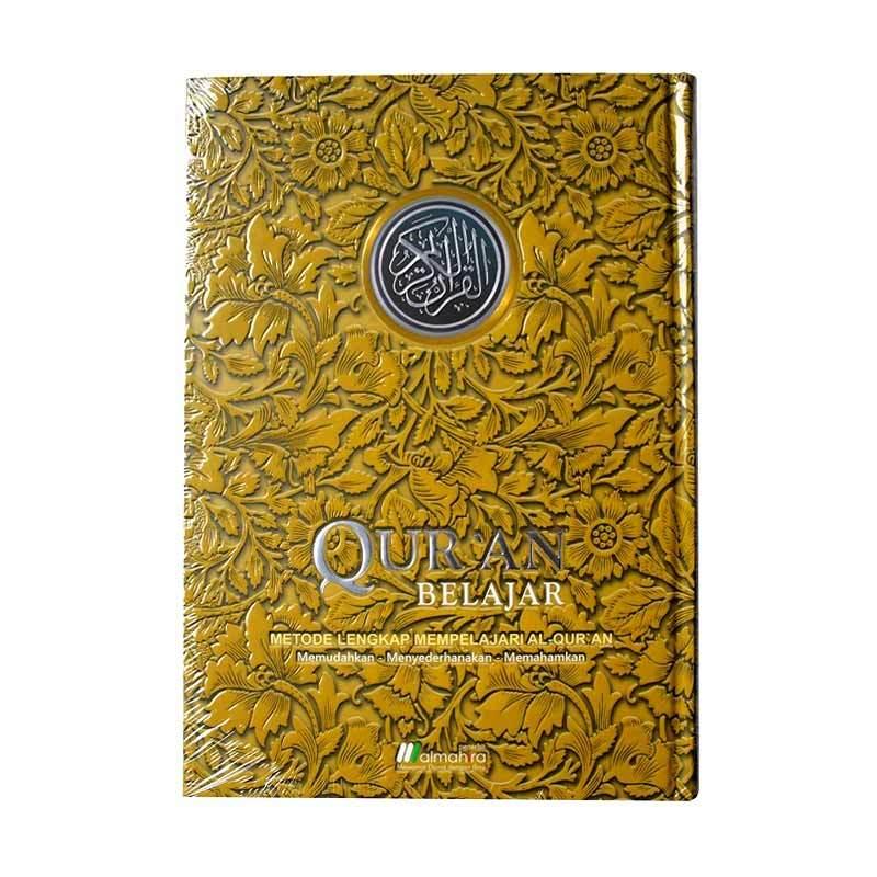 harga Almahira Quran Belajar - Gold [Cover Batik] Blibli.com