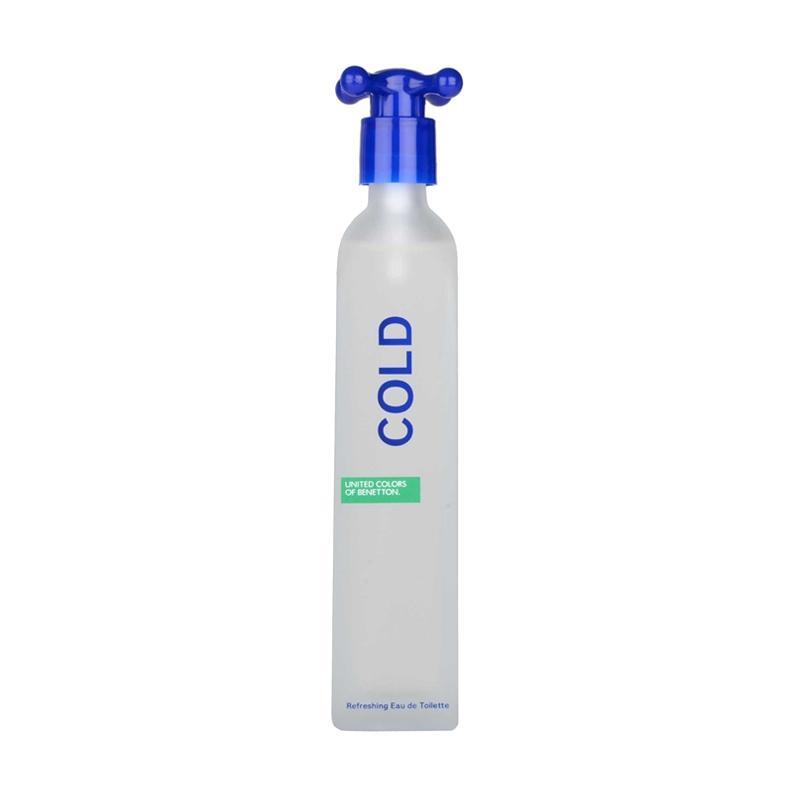 Benetton Cold Man EDT Parfum Pria [100 mL] Ori Tester Non Box