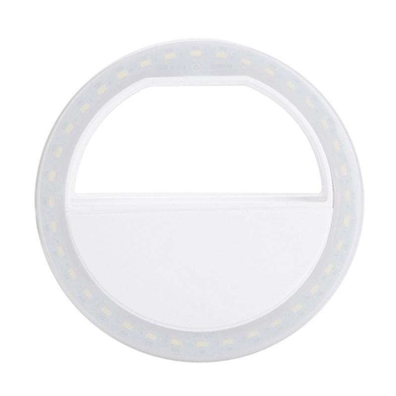 Guardian Selfie Ring Light - White