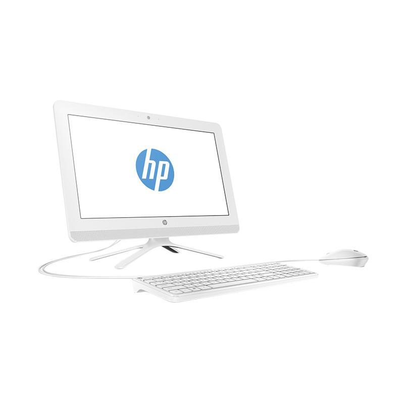 "HP AIO 20-C006L - AMD E2-7110 - 4/500GB - 19.45"" - DOS (W2U53AA)"