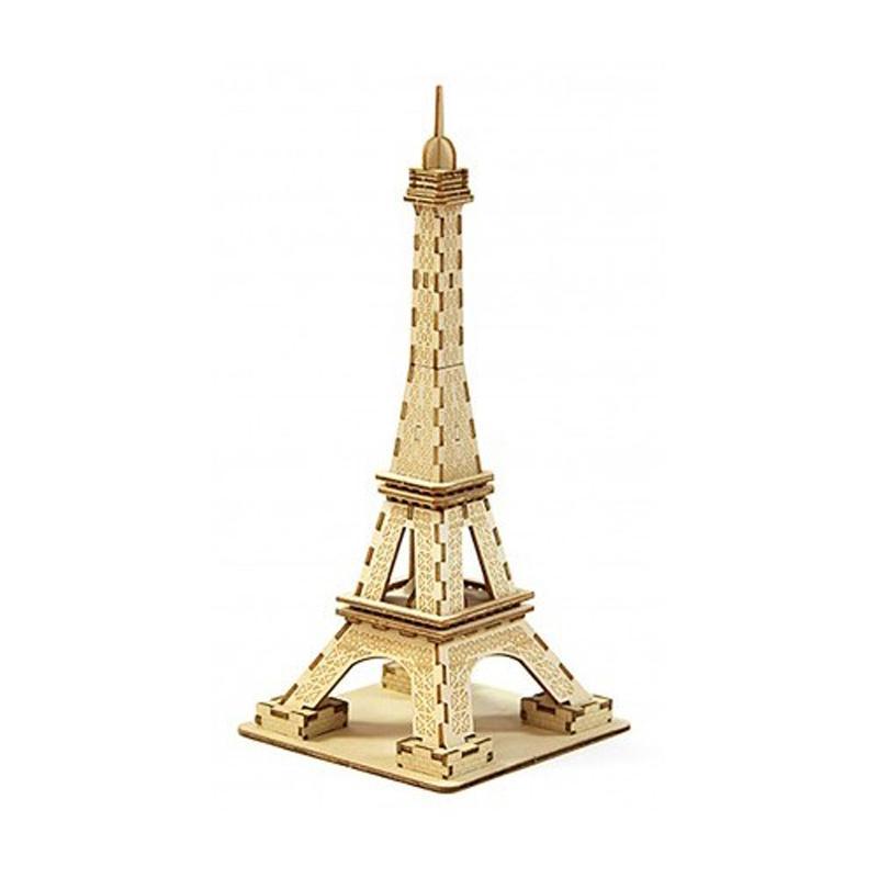 Kigumi Eiffel Tower S 3D Puzzle