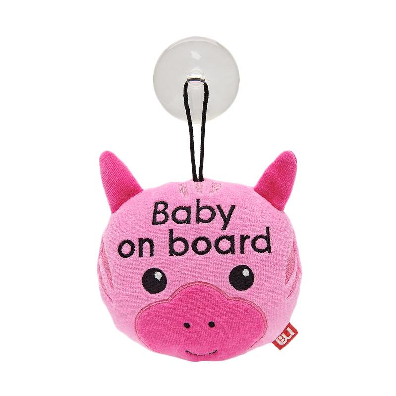 Mothercare Zebra Baby On Board Sign