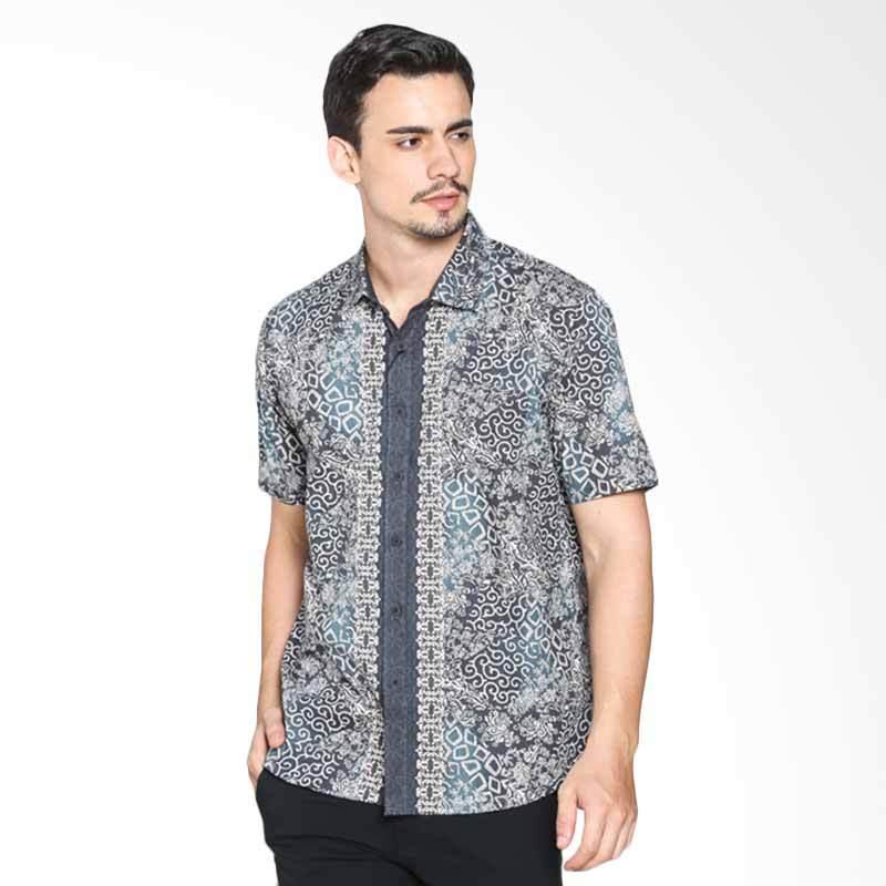 Red Cliff B1908JG Smart Casual Shirt - Grey Extra diskon 7% setiap hari Citibank – lebih hemat 10% Extra diskon 5% setiap hari