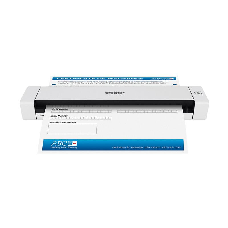 Brother DS-620 Document Scanner - Putih