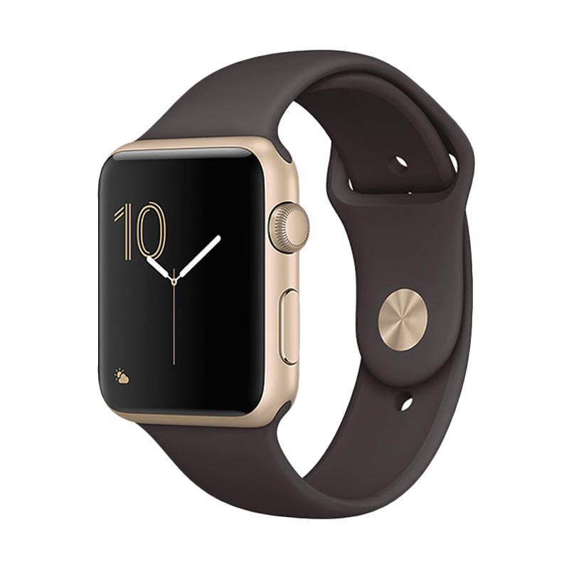 OEM Sports Band for Apple Watch 38mm - Brown