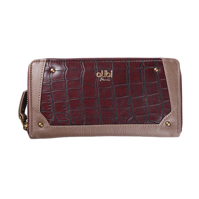 Alibi Villetta Wallet W1033M2 Dompet - Maroon