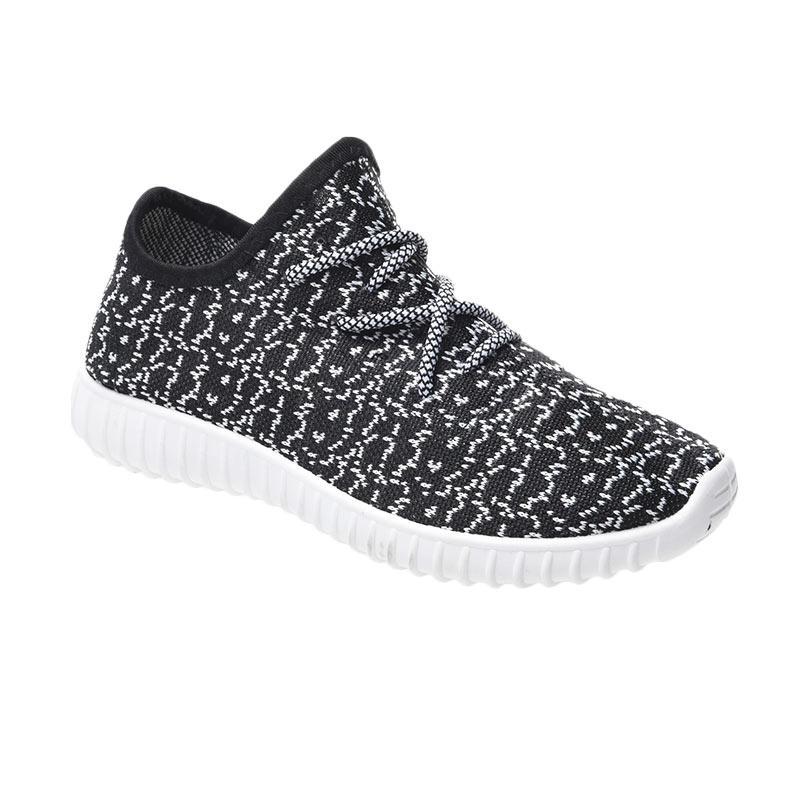 Dr.Kevin Kanvas 43254 Sneaker Shoes - Hitam