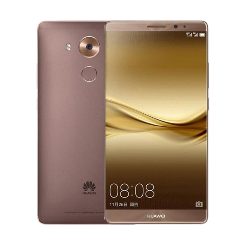 harga Huawei Mate 8 Smartphone - Mochagold [64GB/ 4GB] Blibli.com