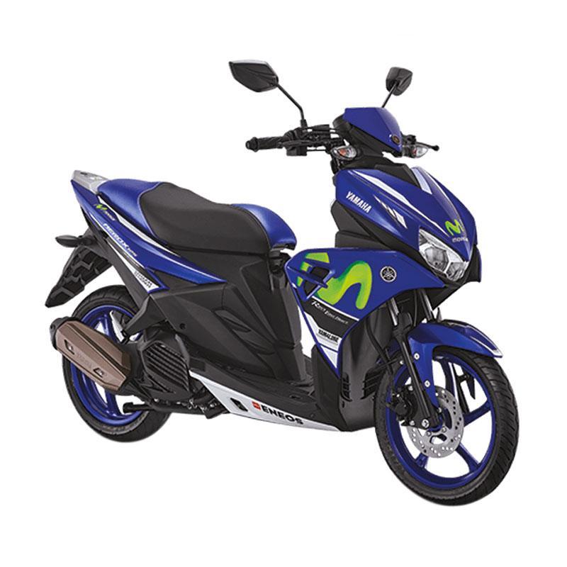harga Yamaha Aerox 125 LC Sepeda Motor - Movistar Blibli.com
