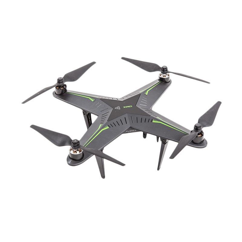 harga DJI Xiro Xplorer V Part Drone Only - Black Blibli.com