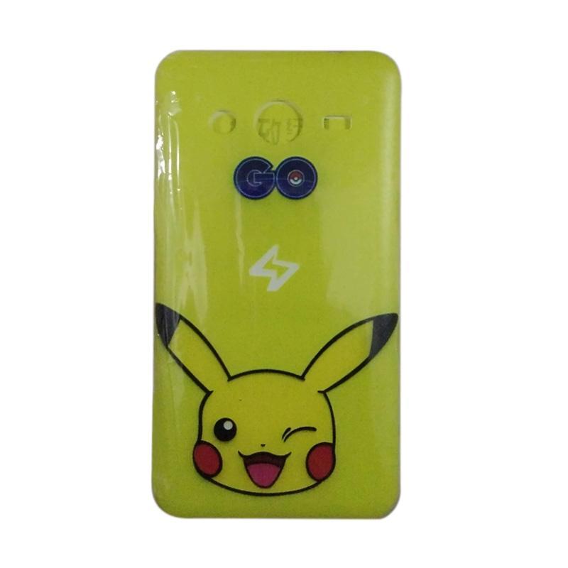 FDT TPU Pokemon 006 Casing for Samsung Galaxy Core 2 G355H