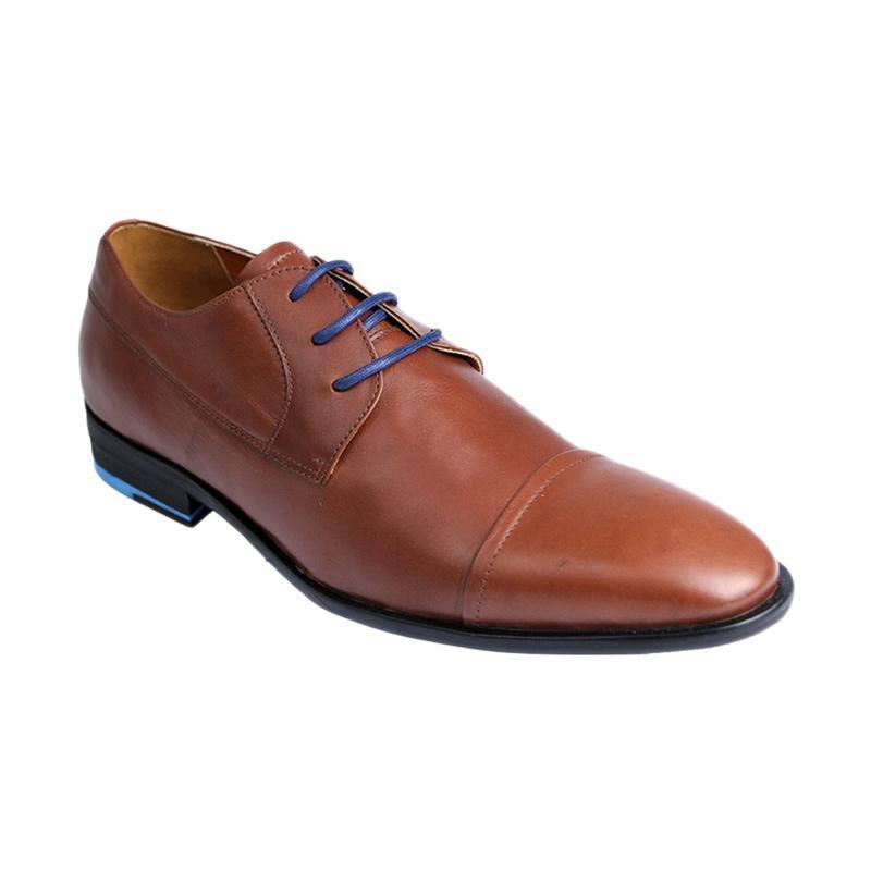 Ftale Footwear Gator Mens Shoes-Brown