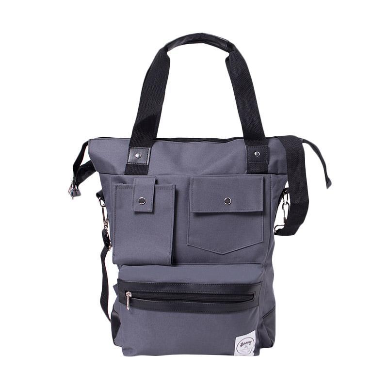 Hanan Project Doza Tote Bag - Grey