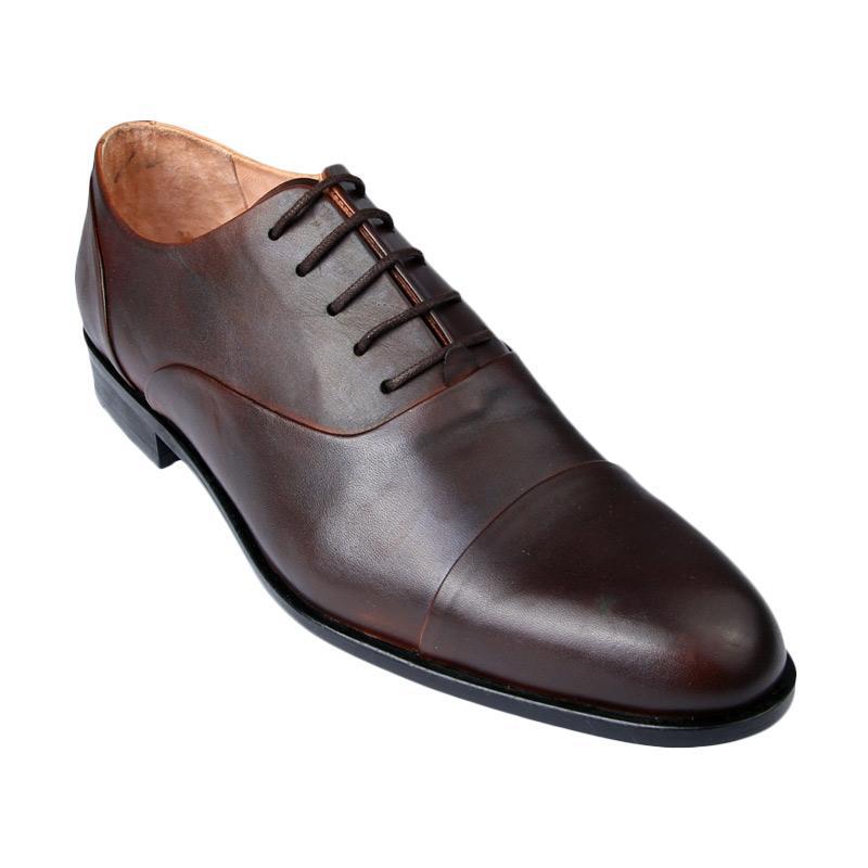 Ftale Footwear Bryan Mens Shoes - Brown