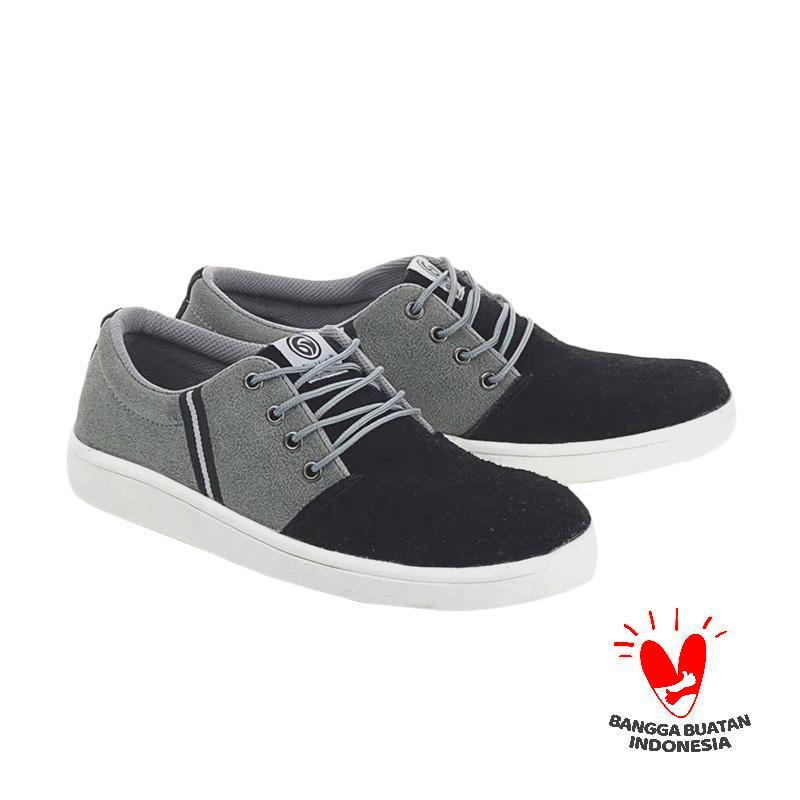 Blackkelly LAY 453 Sepatu Kasual Pria
