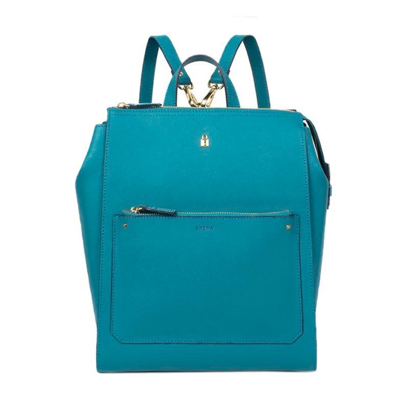 Brera Elegant Luxury Light Backpack - Blue