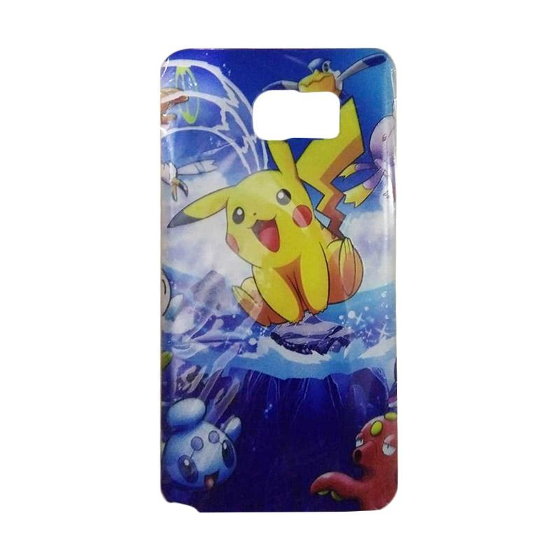 FDT TPU Pokemon 003 Casing for Samsung Galaxy Note 5 N920