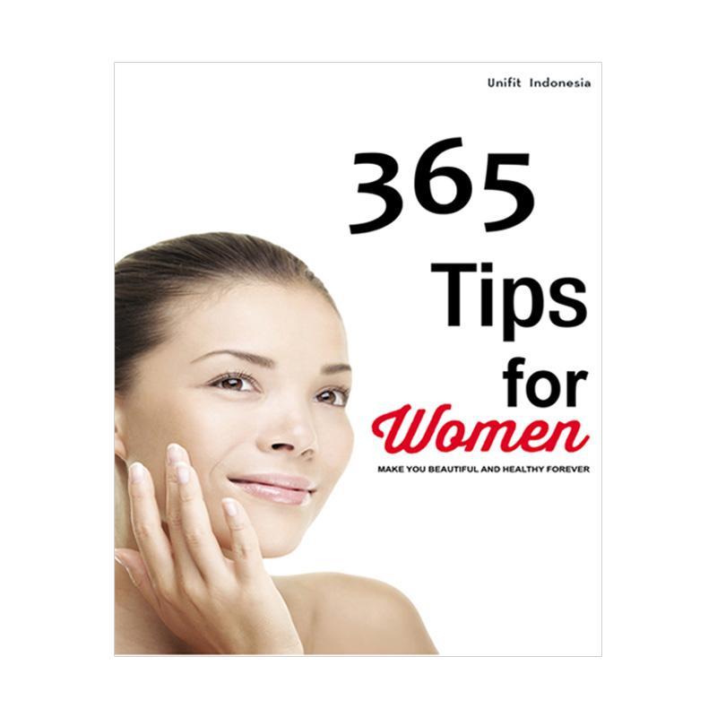Guepedia 365 Tips for Women Buku Novel