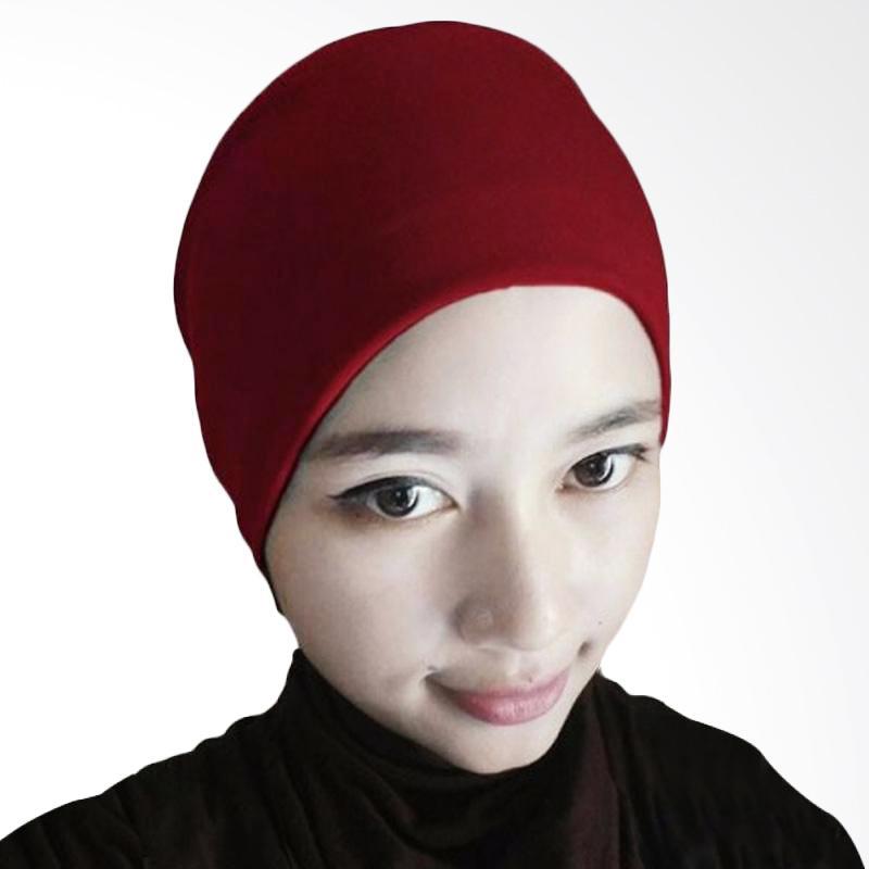 Kus Group Hijab Arab Ciput - Maroon