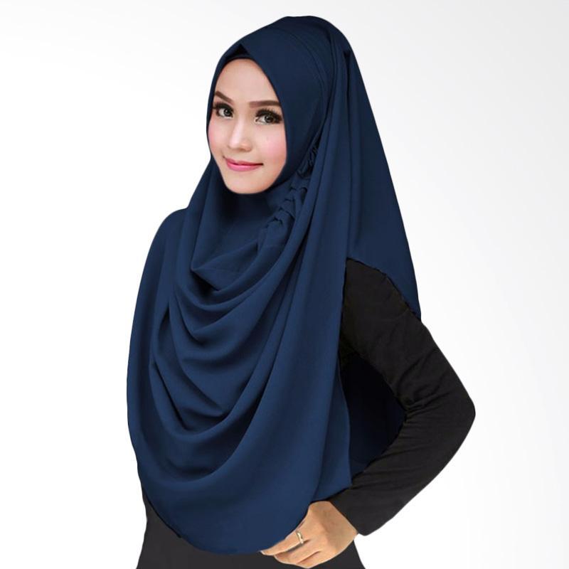 Kus Group LCB Hijab Instant - Navy