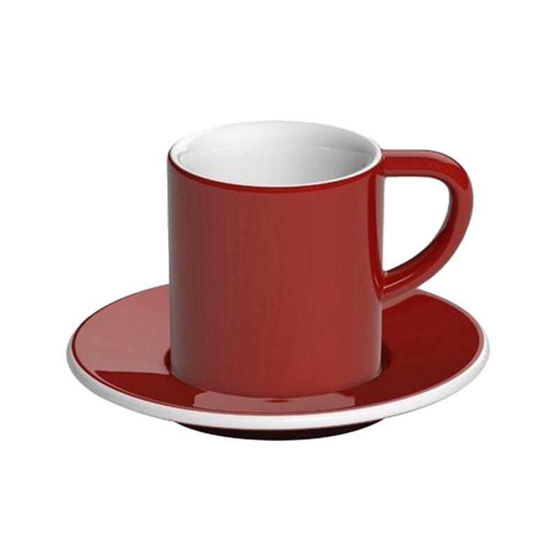 Loveramics Bond Espresso Gelas - Red [80 mL]