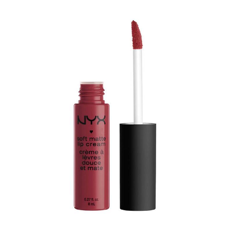 NYX Soft Matte Lip Cream - Budapest SMLC25