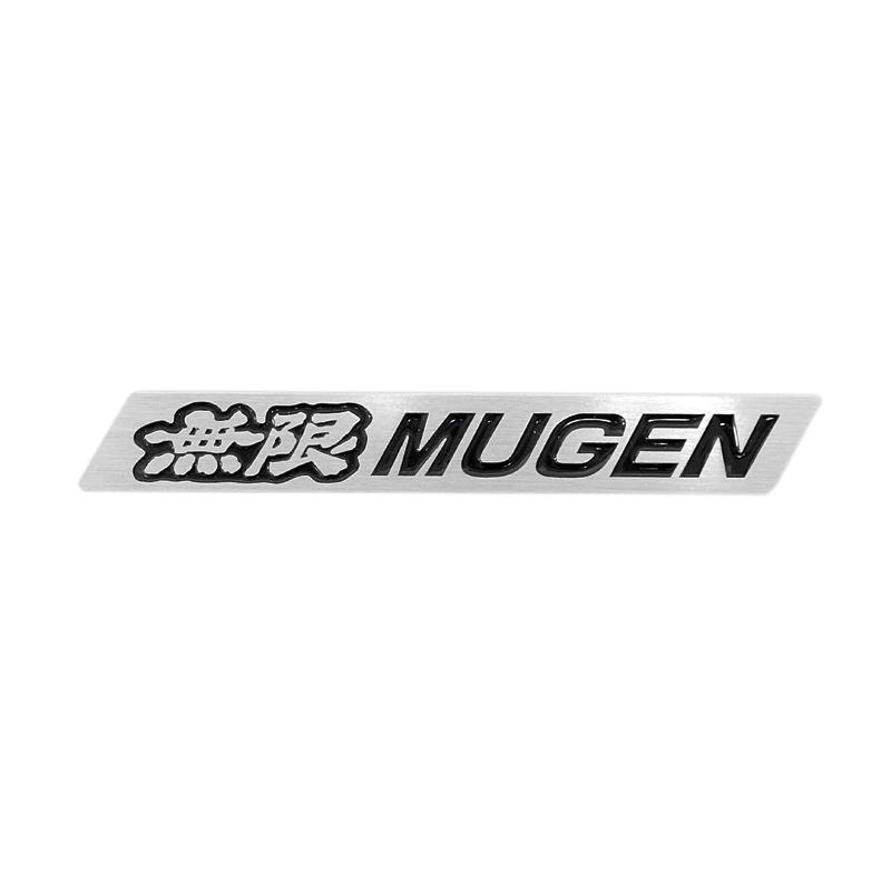 SIV Tulisan Kanji dan MUGEN Emblem EMB-MG10 BL