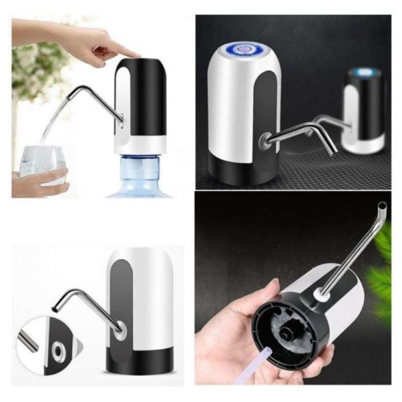 Jual Pompa Galon Electric New Water Pump Electric Pompa Air Galon Cas Elektrik Otomatis Online April 2021 Blibli