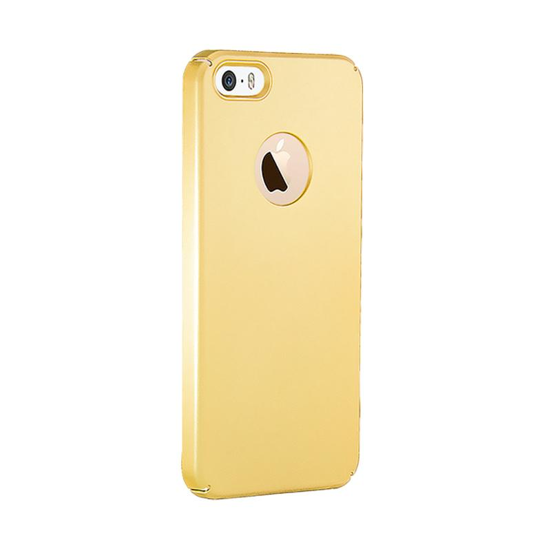 Baby Skin Ultra Thin Hardcase Casing for iPhone 5s - Gold