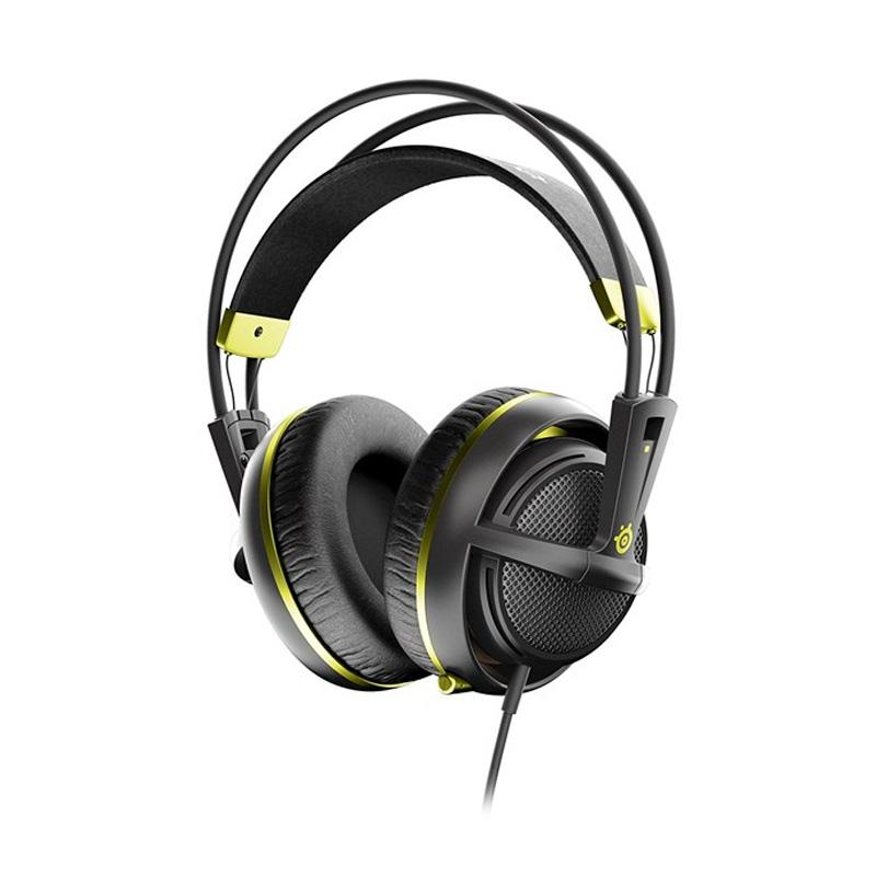 SteelSeries Siberia 200 Gaming Headset - Gold