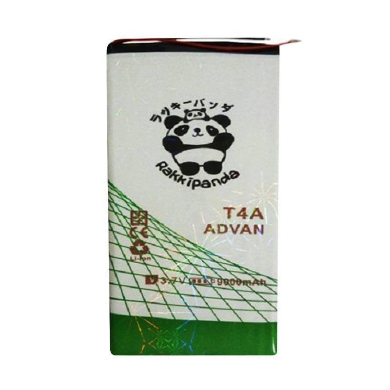 RAKKIPANDA Double Power IC Battery for Advan TAB T4A
