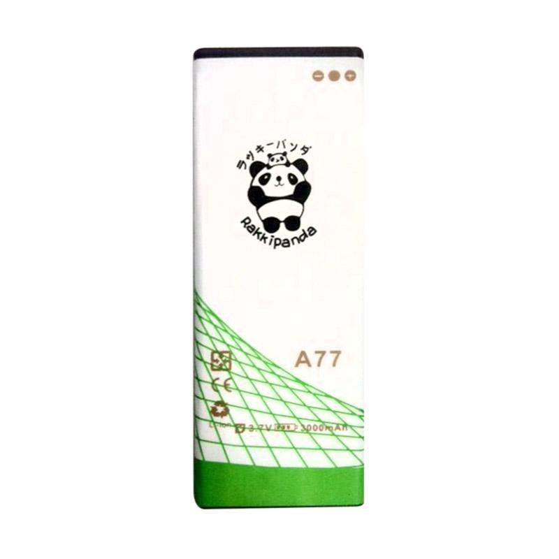 RAKKIPANDA Double Power IC Battery for MITO A77 Selfie 1