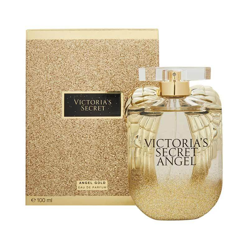 harga Victoria's Secret Angel Gold For EDP Parfum Wanita [100mL] Blibli.com