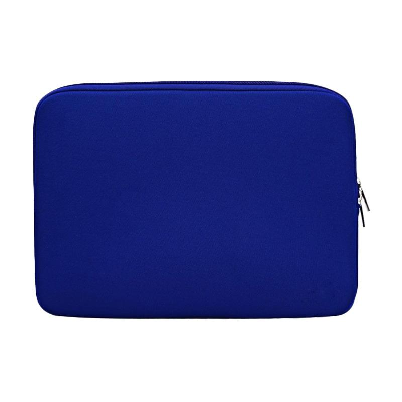 Cooltech Softcase Neoprene Tas Laptop 15 Inch - Blue