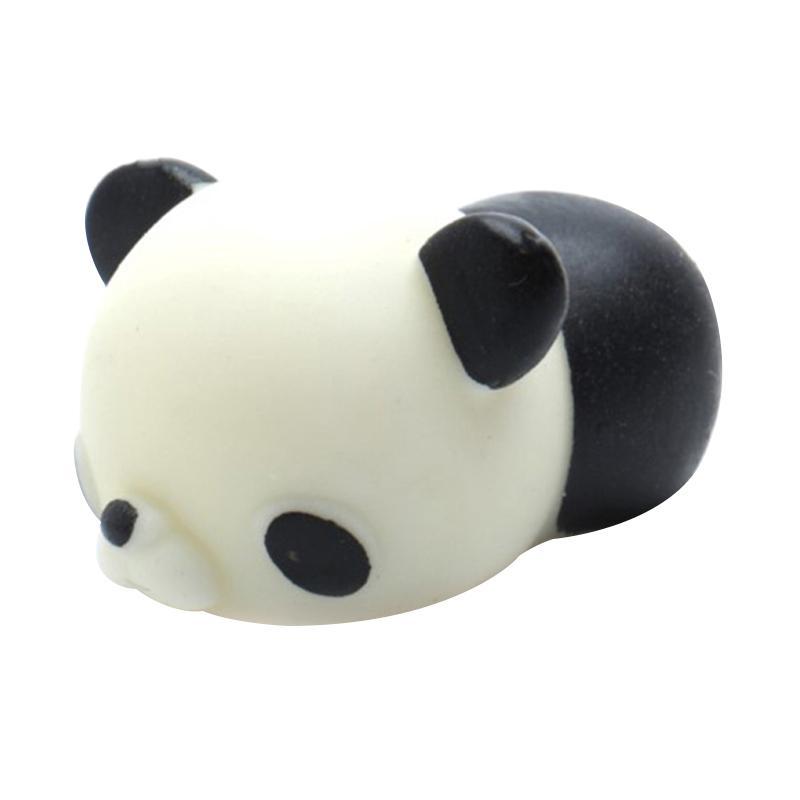 HAN MoniMoni Scented Original Korea Big Panda Squishy - Putih