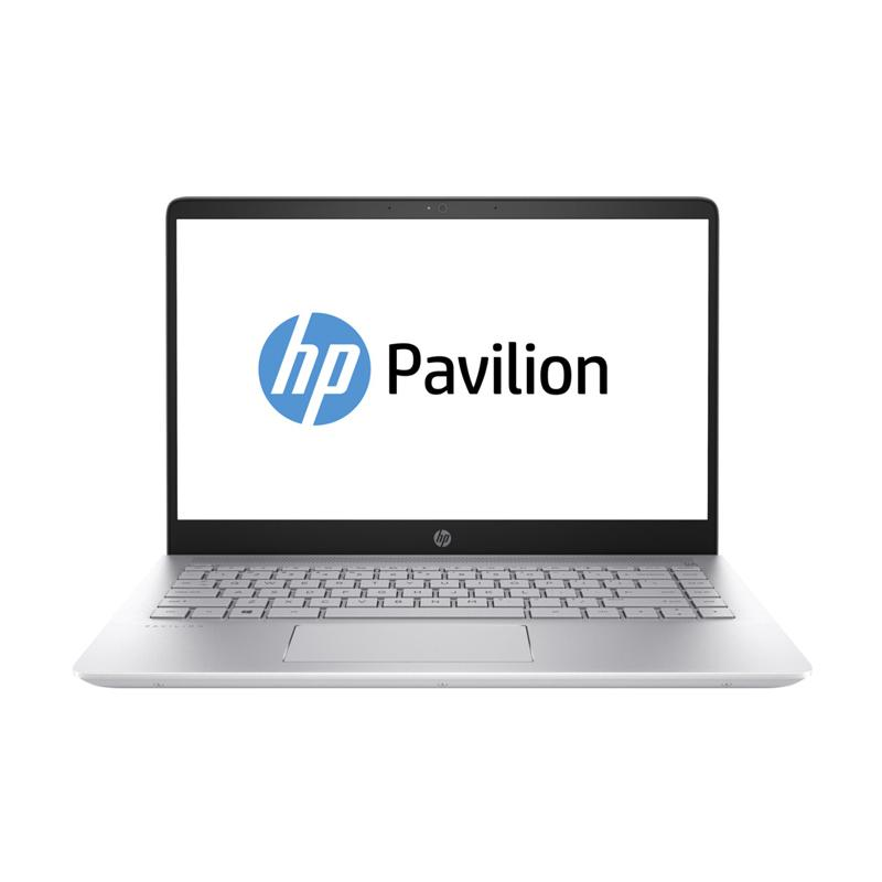 WEB_HP Pavilion 14-BF004TX Notebook - Silver [i5-7200U/8 GB/128 GB + 1TB/GeForce 940MX 2 GB/14