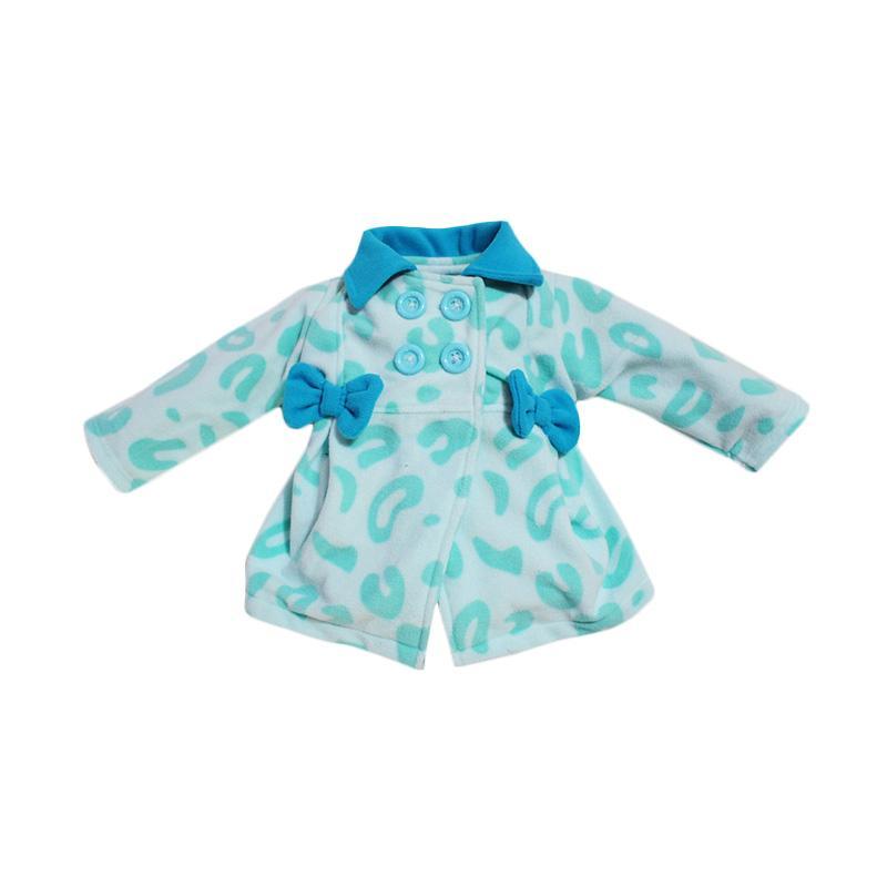 Bibbo Baby Blazer Leopard Tosca Jaket Bayi Perempuan