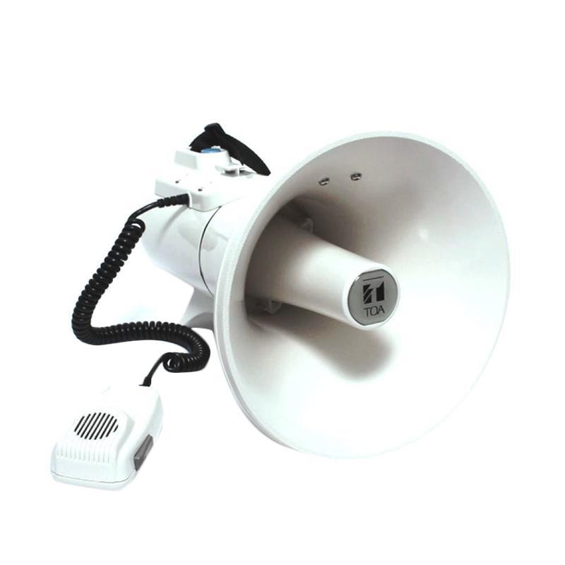 TOA Megaphone Plus Sirine ZR 2015 S Speaker