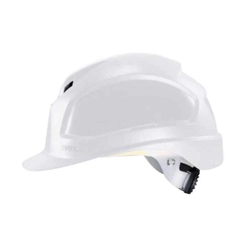 Uvex 9772030 Safety Helmet / Helm Safety / Perkakas Keselamatan- White