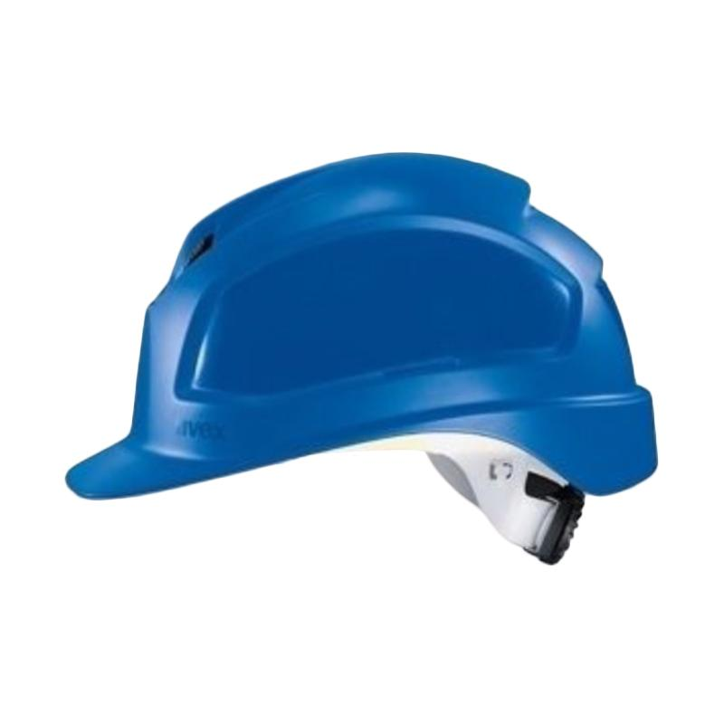 Uvex Safety Helmet / Helm Safety  Perkakas Keselamatan 9772530 - Blue