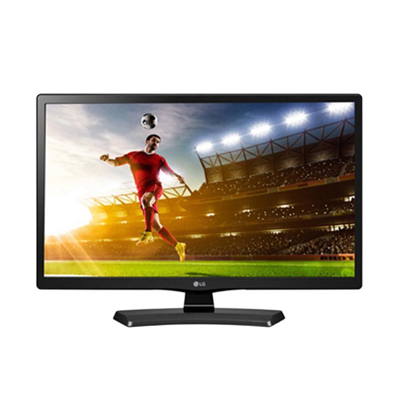 LG 28MT48AF HD TV LED - Hitam [28 Inch]