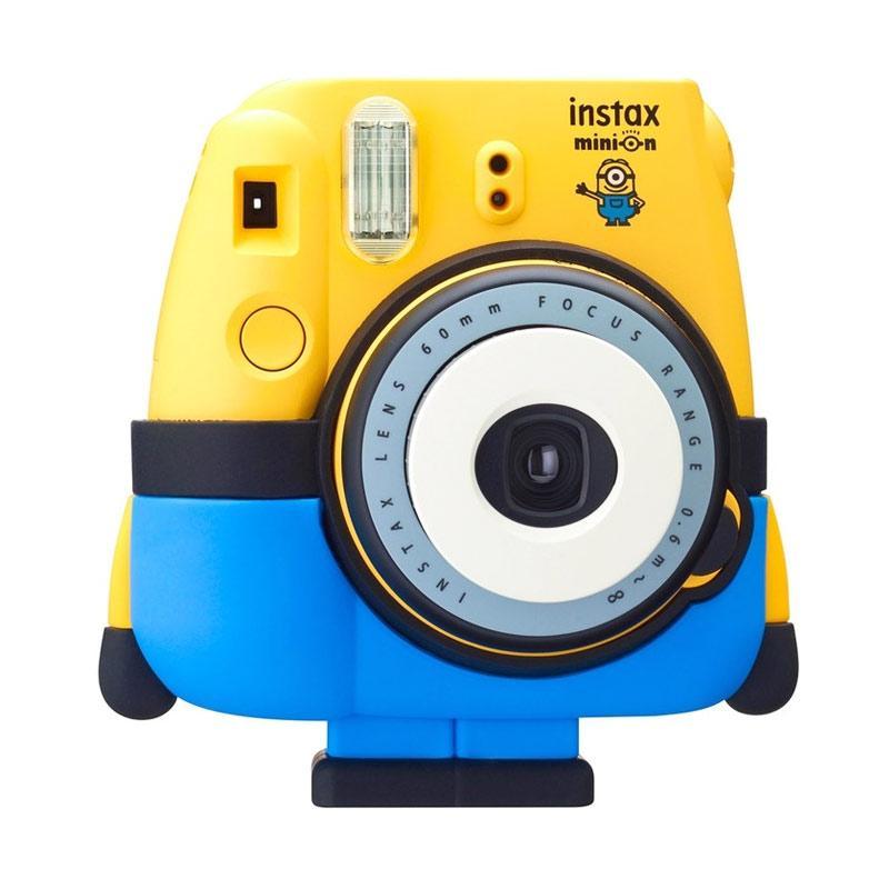 Fujifilm Minion Limited Edition Instax Mini 8 Kamera Prosumer