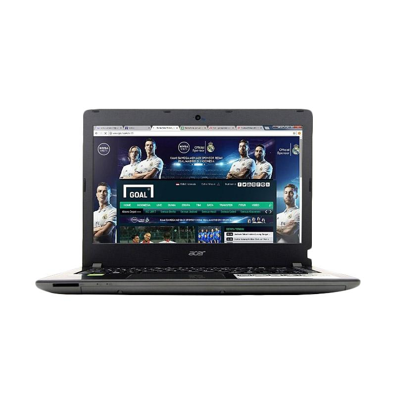Spesifikasi Acer Aspire E5-475G-341S Notebook [VGA NVidia GeForce 2GB GDDR5/ Core I3-6006/ RAM 2 GB DDR4/ HDD 500 GB] Harga murah Rp 5,555,000. Beli & dapatkan diskonnya.