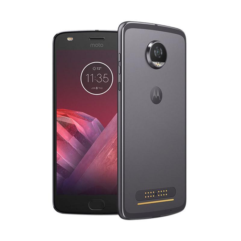 Motorola Moto Z2 Play Smartphone - Gray [64 GB/4 GB]